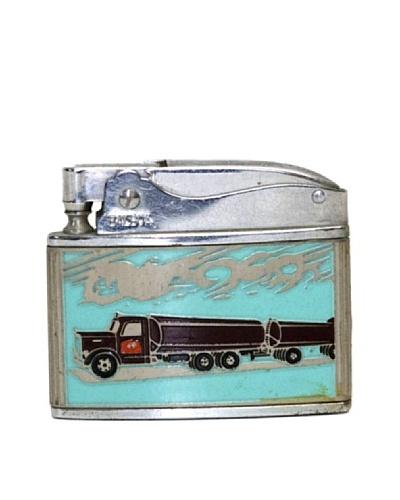 Vintage Circa 1950's Empire Transportation Co. Adverstisement Lighter