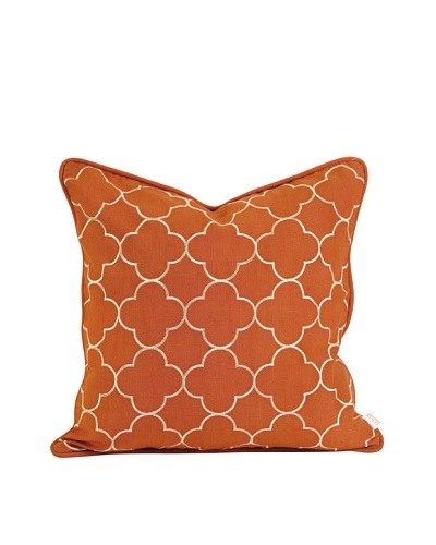 IK Delani Embroidered Pillow