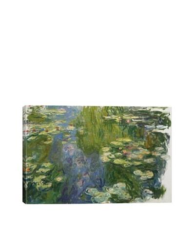 Claude Monet's Le Bassin Aux Nympheas Giclée Canvas Print
