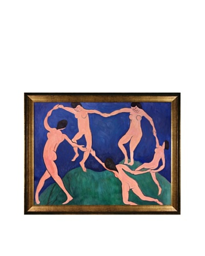 Dance I Framed Reproduction Oil Painting by Henri Matisse