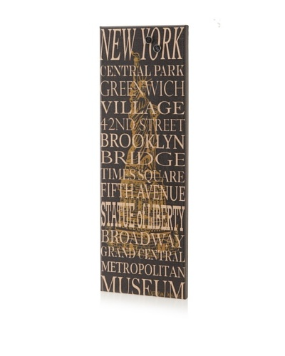 "Kathryn White ""New York Subway"" Giclee on Cork Board"