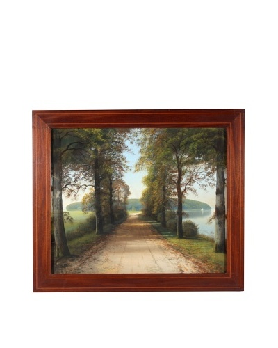 Lake Road Framed Artwork