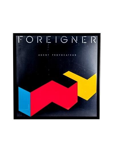 Foreigner: Agent Provocateur Framed Album CoverAs You See