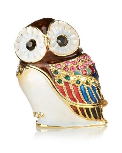 Baby Owl Trinket Box