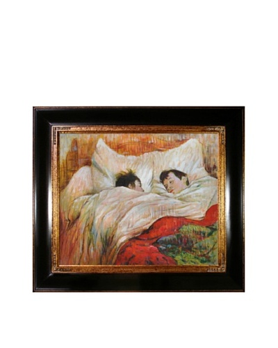 Toulouse Lautrec: In Bed, 1893As You See