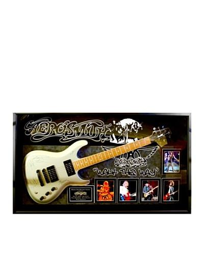 Signed Aerosmith Guitar