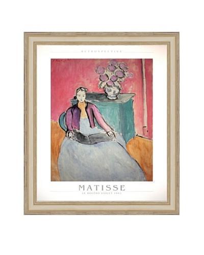 Henri Matisse: The Purple Bolero
