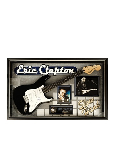 Signed Eric Clapton Guitar