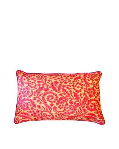 Amigo Throw Pillow, Pink