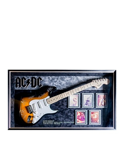 Signed AC/DC Guitar