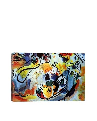 Wassily Kandinsky's The Last Judgment Giclée Canvas Print