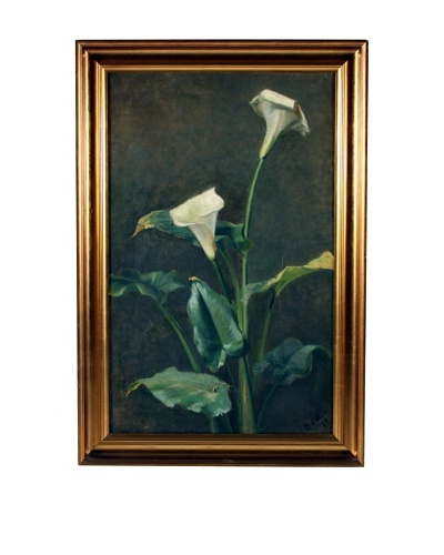 Lilies Framed Artwork