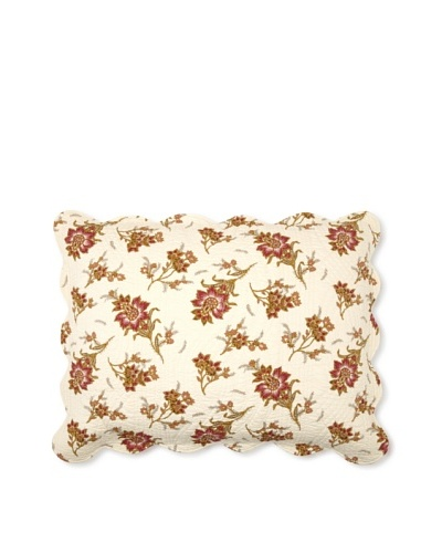 Amelia Pillow Sham, Multi, Standard