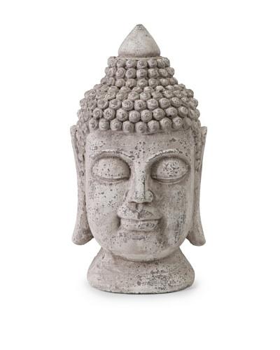 Large Peaceful Buddha, GreyAs You See