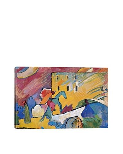 Wassily Kandinsky's Improvisation 3 Giclée Canvas Print