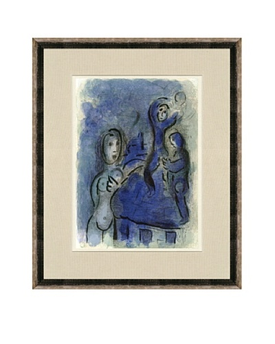 Marc Chagall, Rahab Sheltering Joshusa'S Spies In Jericho