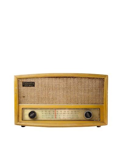 Vintage Zenith Radio, Natural