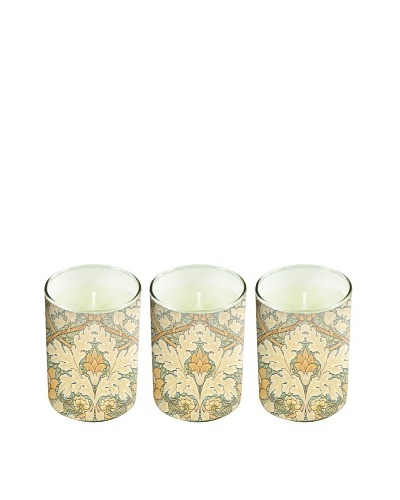 Set of 3 Morris Soy Candles