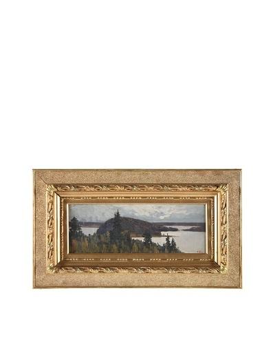 Lake Framed Artwork