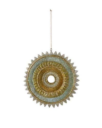 Sunflower Mirror Ornament