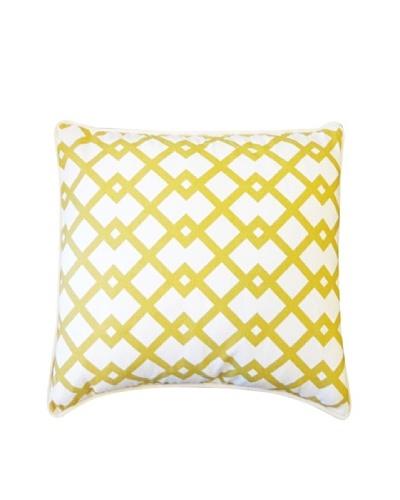 Moderna Throw Pillow, Gold