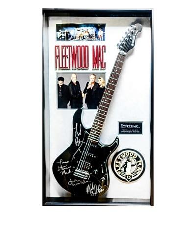 Signed Fleetwood Mac Guitar