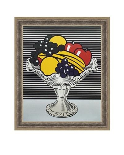 Roy Lichtenstein: Still Life with Crystal Bowl