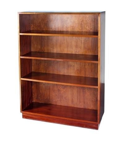 Vintage Rosewood Bookcase, Brown