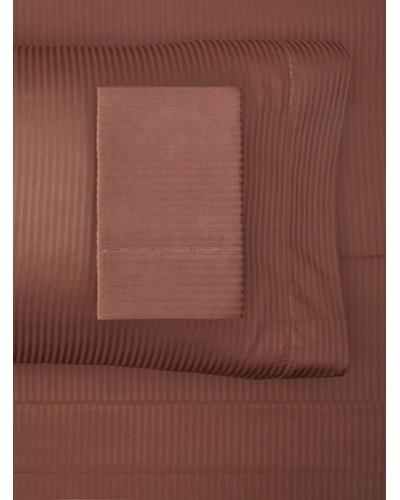 Satin Stripe Sheet Set