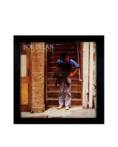 Bob Dylan: Street Legal Framed Album CoverAs You See