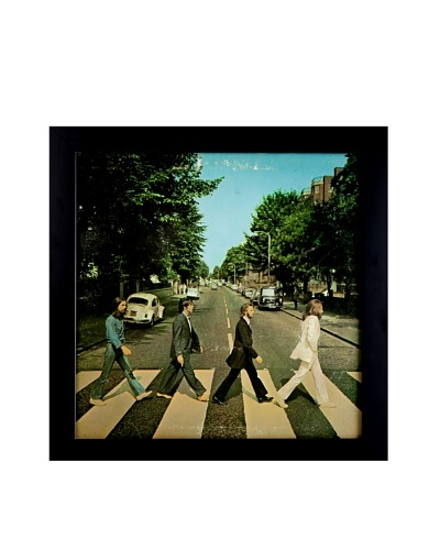 The Beatles: Abbey Road Framed Album CoverAs You See