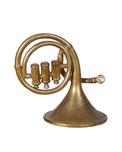 Hand-Crafted French Horn