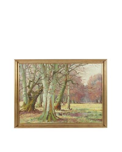 Trees Framed Artwork