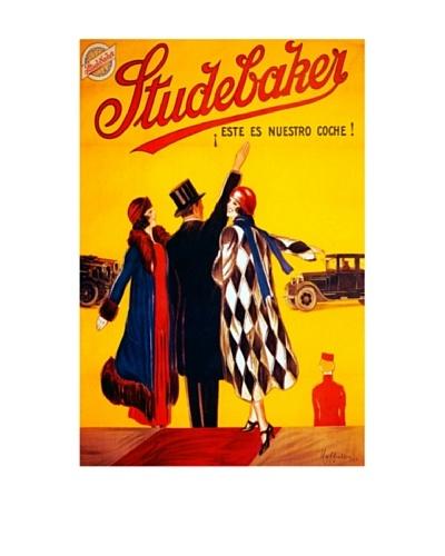 Studebaker Giclée Canvas Print