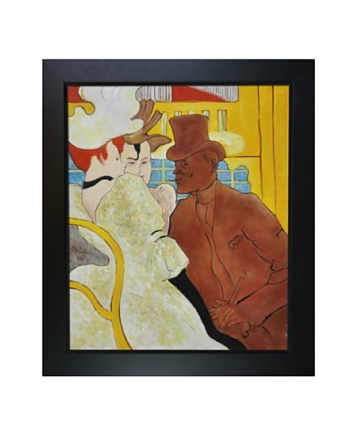 Toulouse Lautrec: The Englishman at the Moulin Rouge, 1892As You See