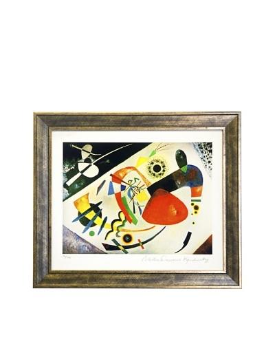 Wassily Kandinsky Red Spot II Limited Edition Giclée
