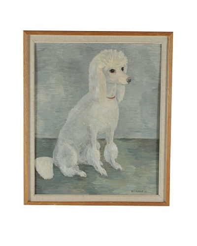 Fifi, 1961 Framed Artwork