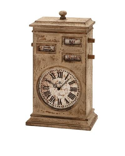 Antique-Inspired Clock