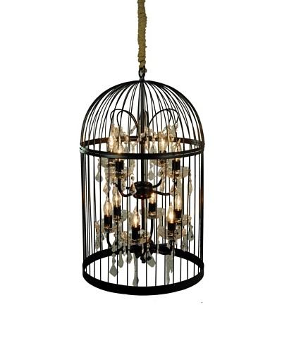 Galt Bird Cage Lamp