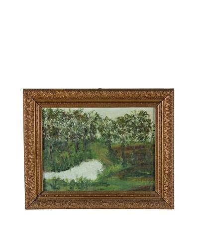Chambery Pond, Landscape