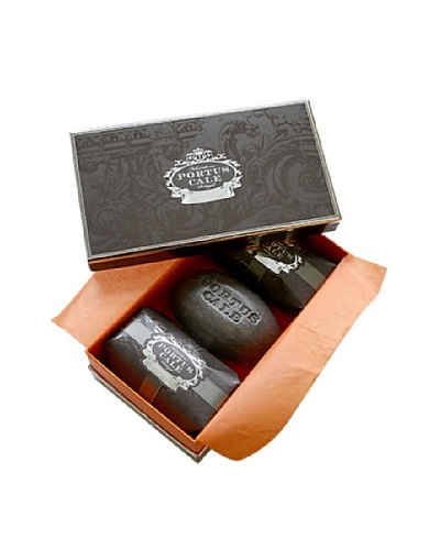 Portus Cale Citrus Musk Soap Set