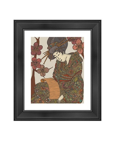 Geisha, 24 x 20As You See