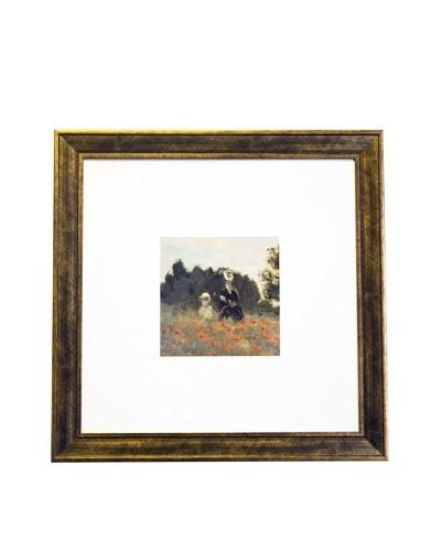 Claude Monet Coquelicots, Environs d' Argenteuil (Detail II) Limited Edition Lithograph