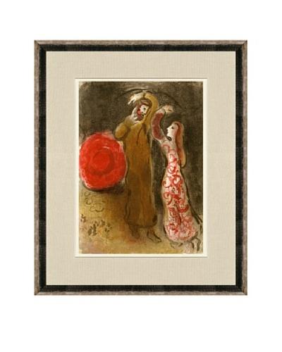 Marc Chagall, Ruth And Boaz Meet
