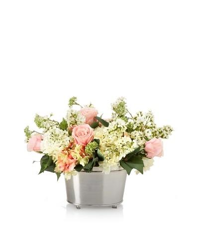 Lilac Rose Bucket