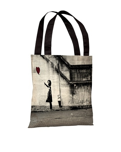 Banksy There is Always Hope II Tote Bag