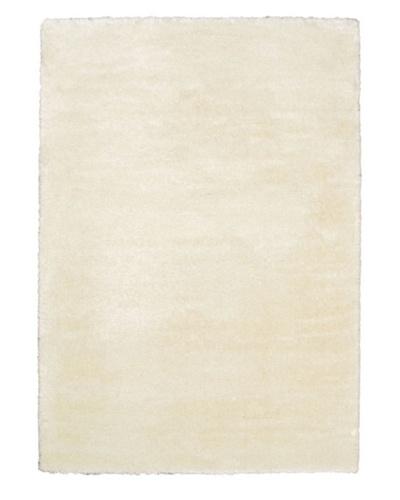 Labrador Shag Rug, White, 6' 7 x 9' 6