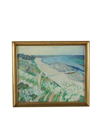 Falsterbo, 1954 Framed Artwork
