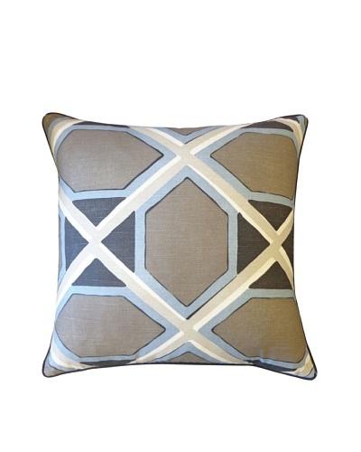 Pascado Throw Pillow, Grey