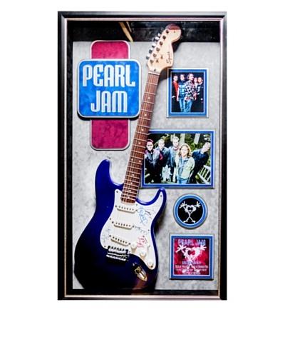 Signed Pearl Jam Guitar